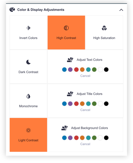 Accessibe-Widget-Highlighting-Low-Contrast-and-High-Contrast-Options