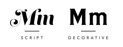 Fonts-Decorative-Script