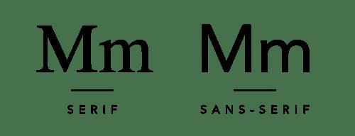 Fonts-Serif,-Sans
