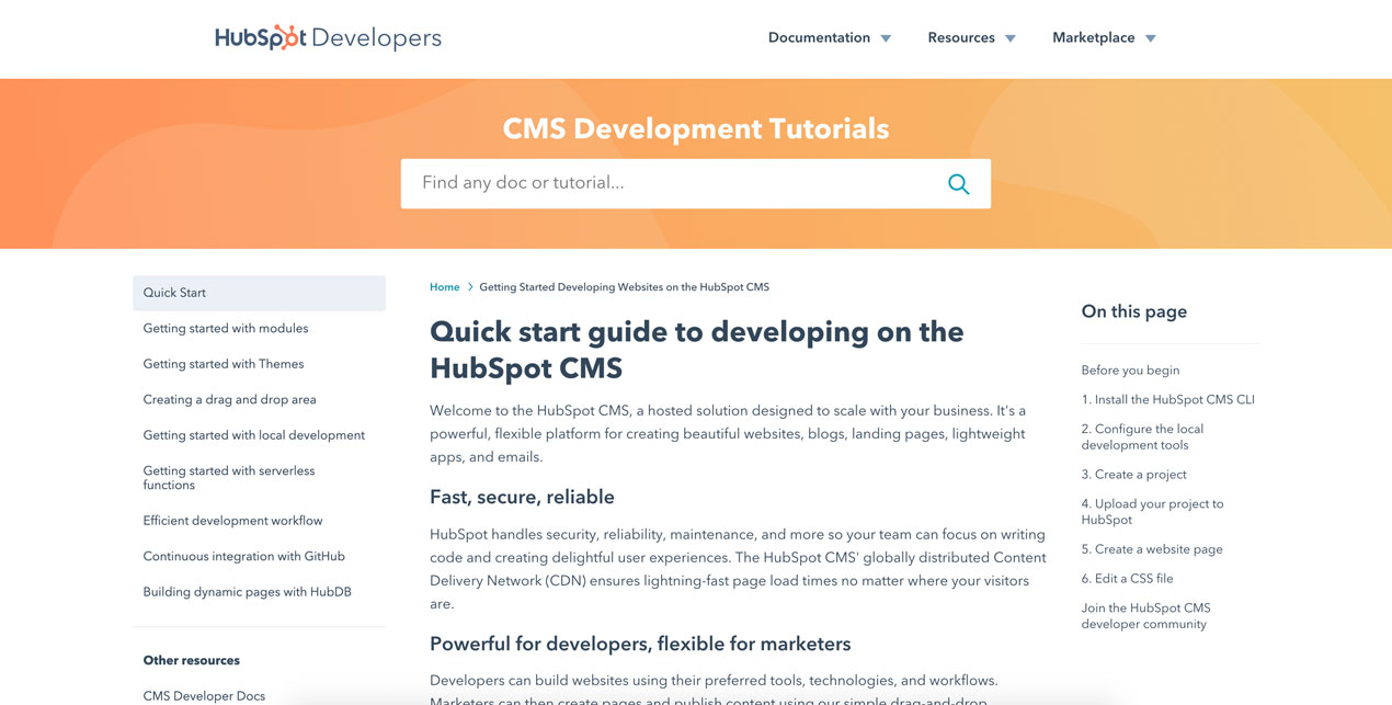 hubspot-cms-hub-documentation