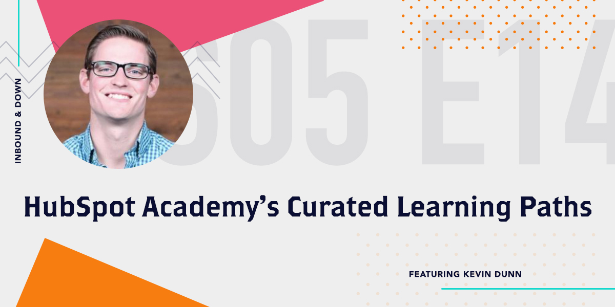 HubSpot Academys Curated Learning Paths