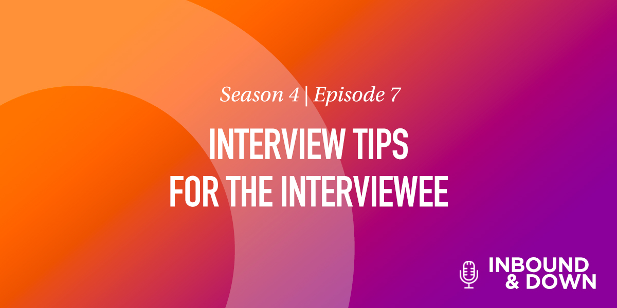Interview Tips for the Interviewee