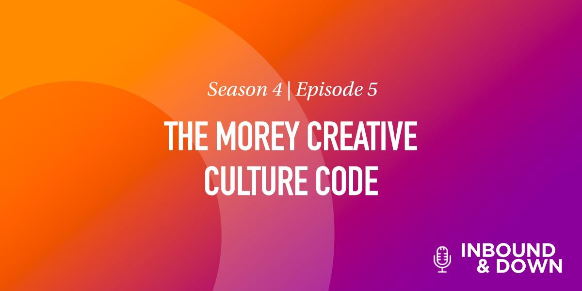 The Morey Creative Culture Code
