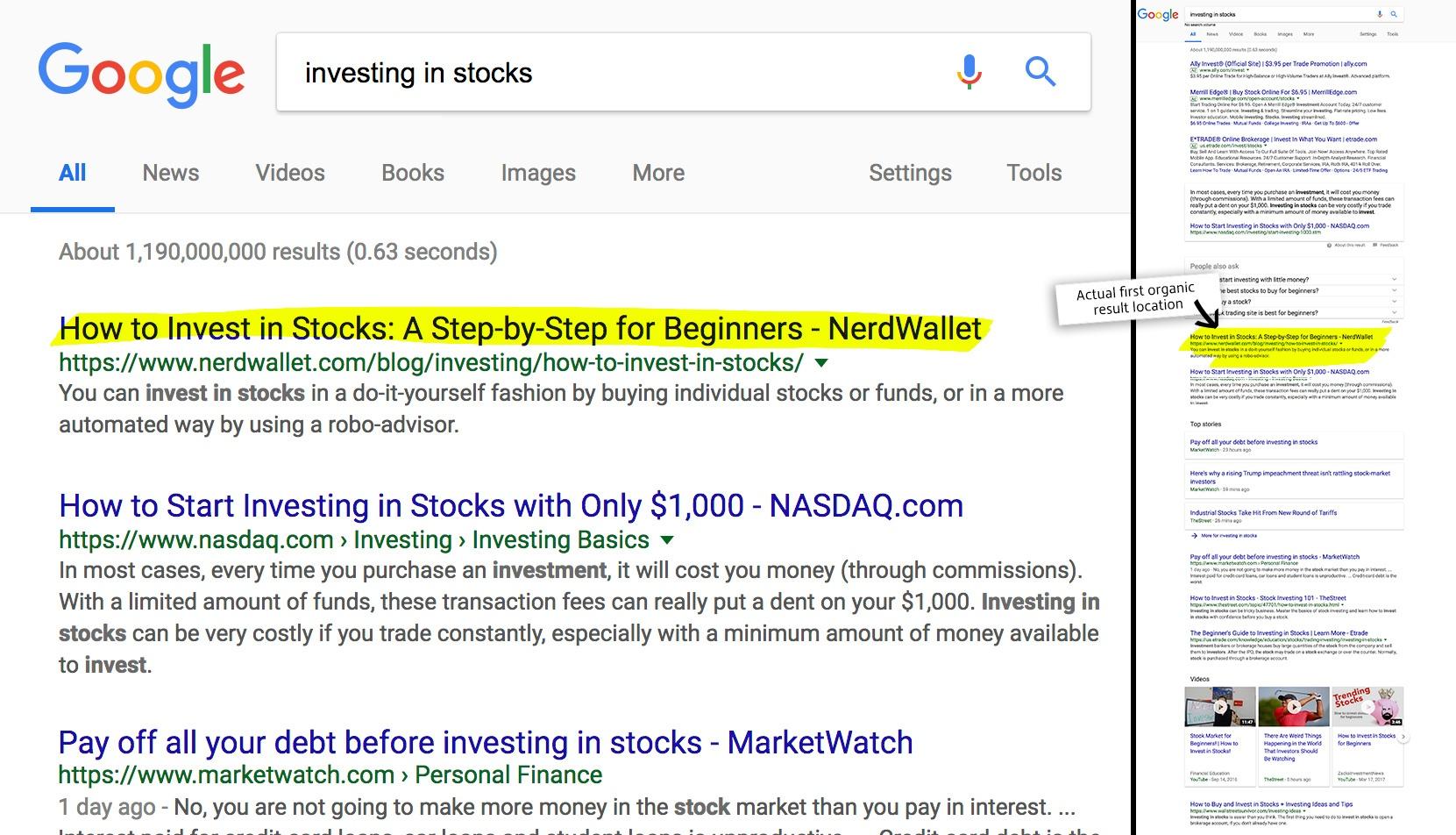 Investing-in-Stocks-Result