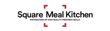 square meal kitchen logo