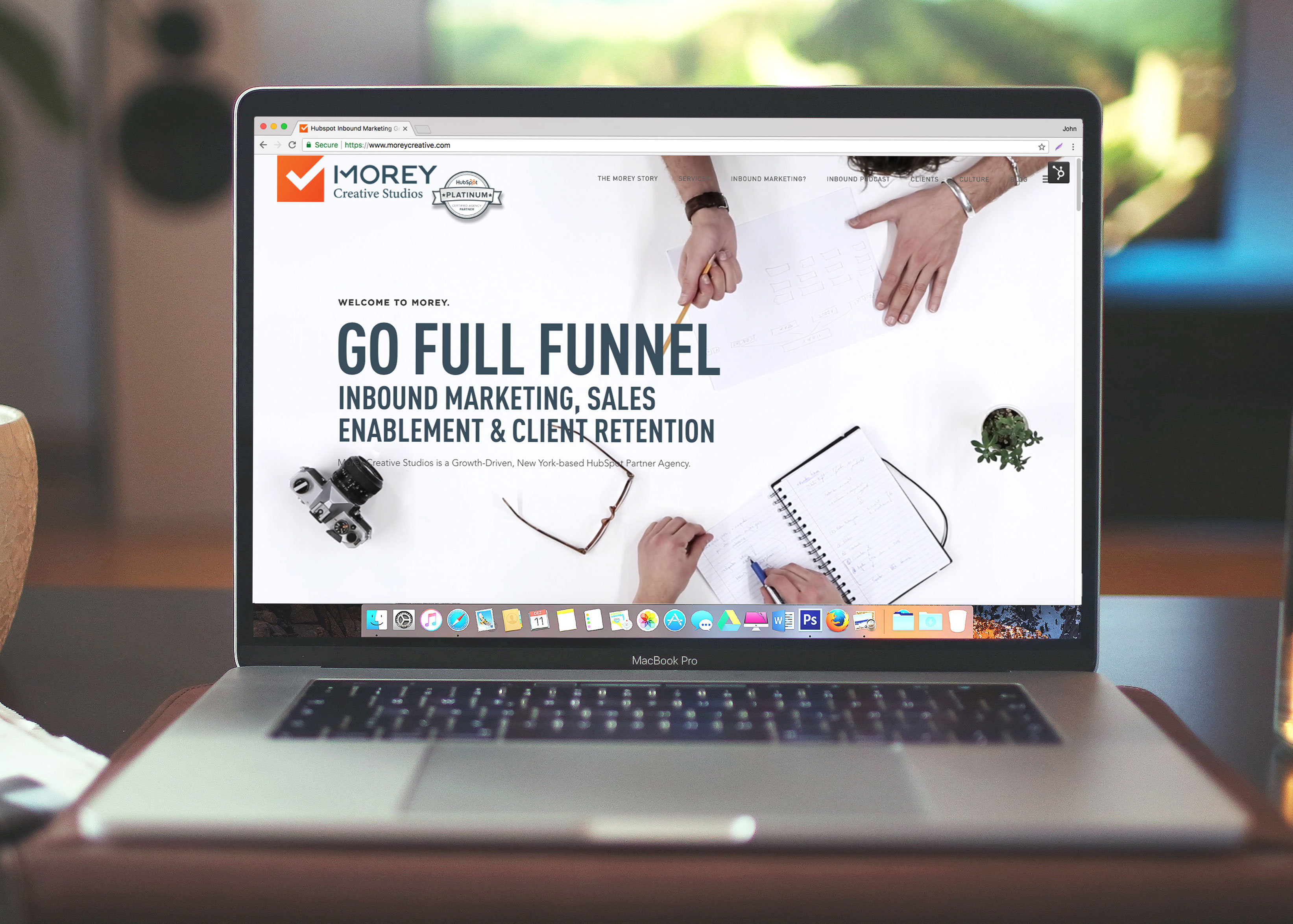 MoreyCreative_Homepage