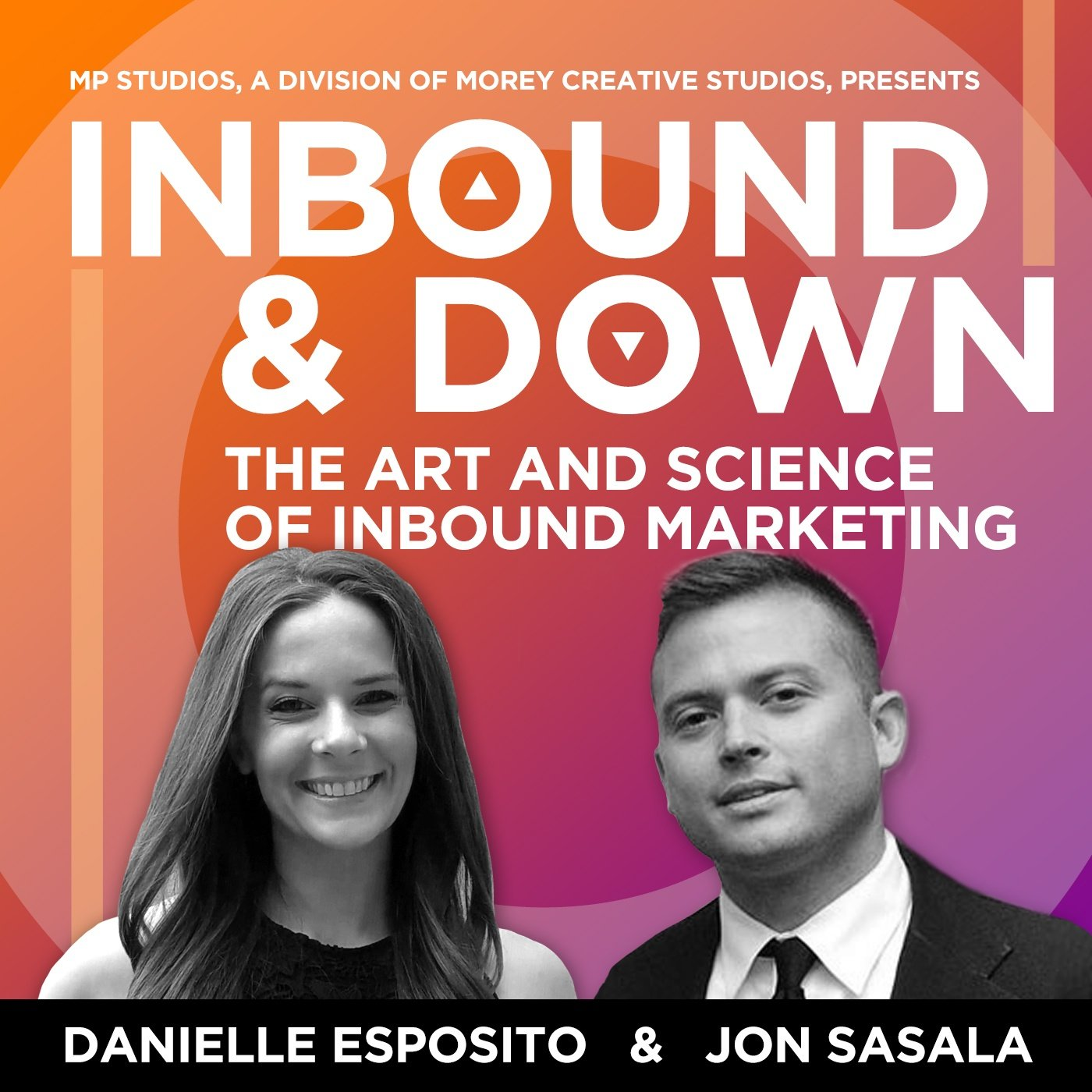 inbound and down podcast cover