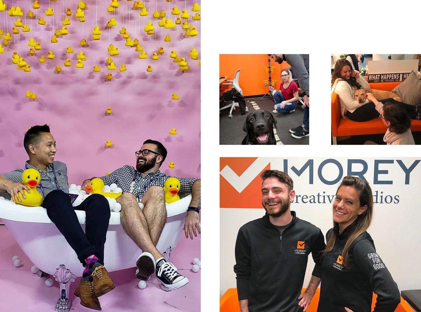 Morey Creative Team Members
