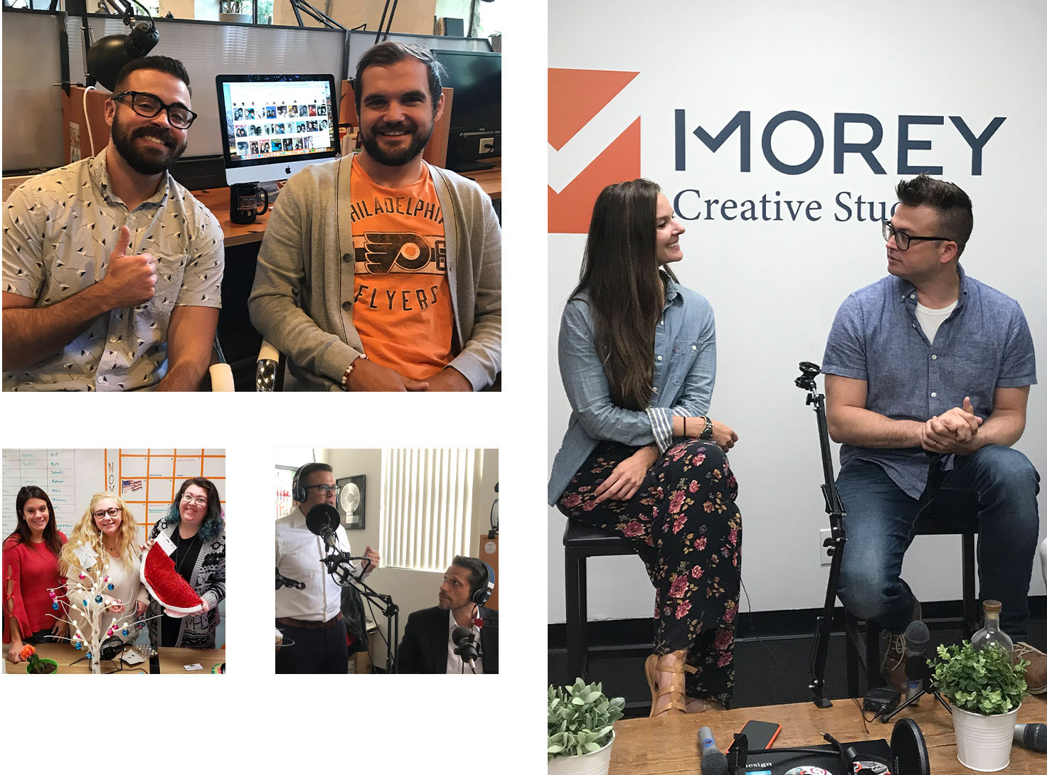 Morey Creative Team Members