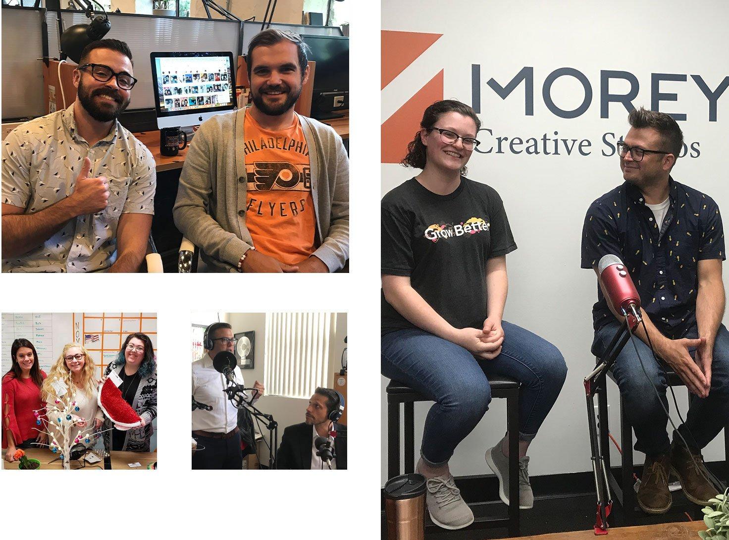 Morey Creative Studios Team