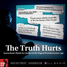 The Truth Hurts: Journalism's Battle for Justice in the Digital Disinformation Age