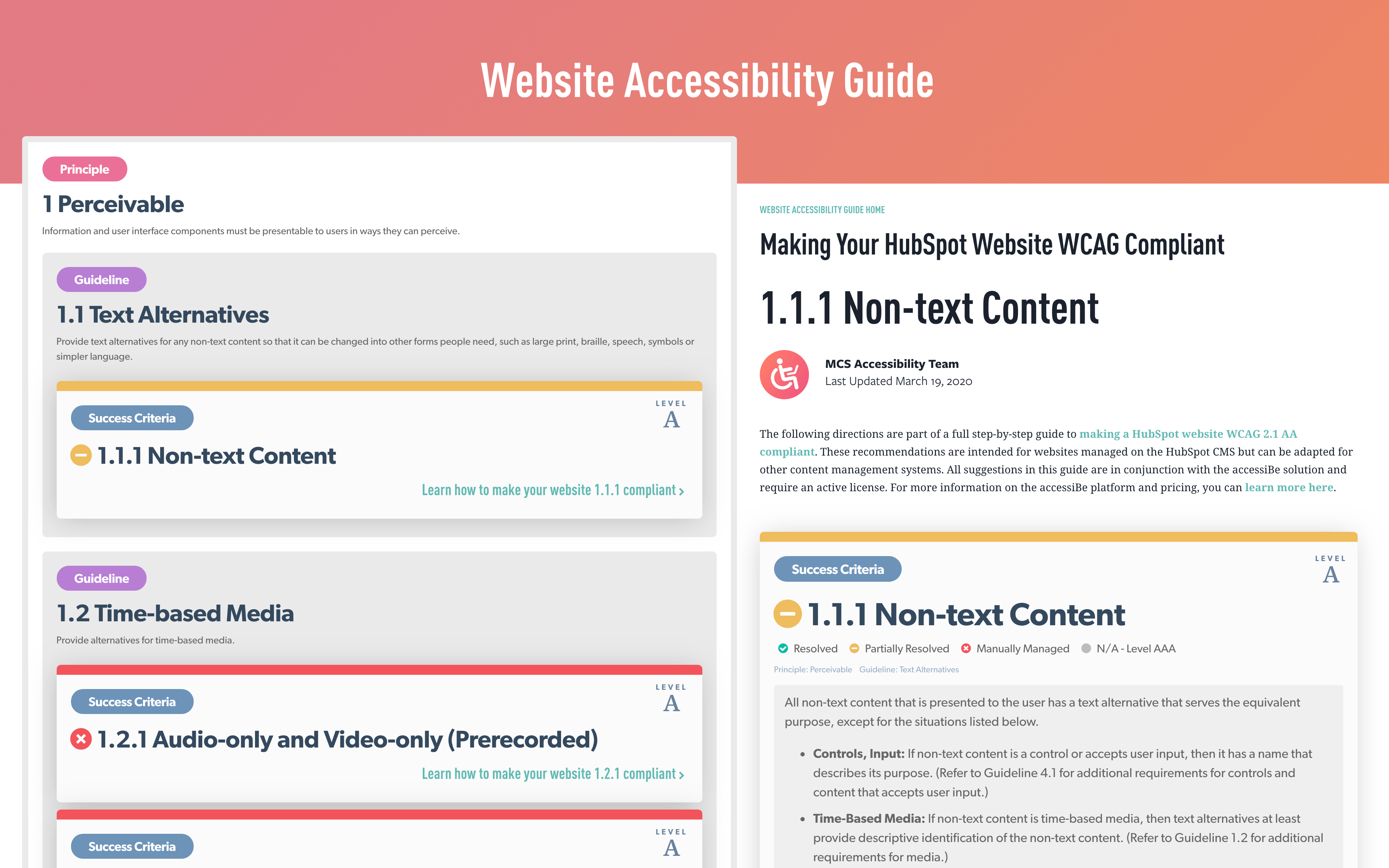 Accessibility-Guide