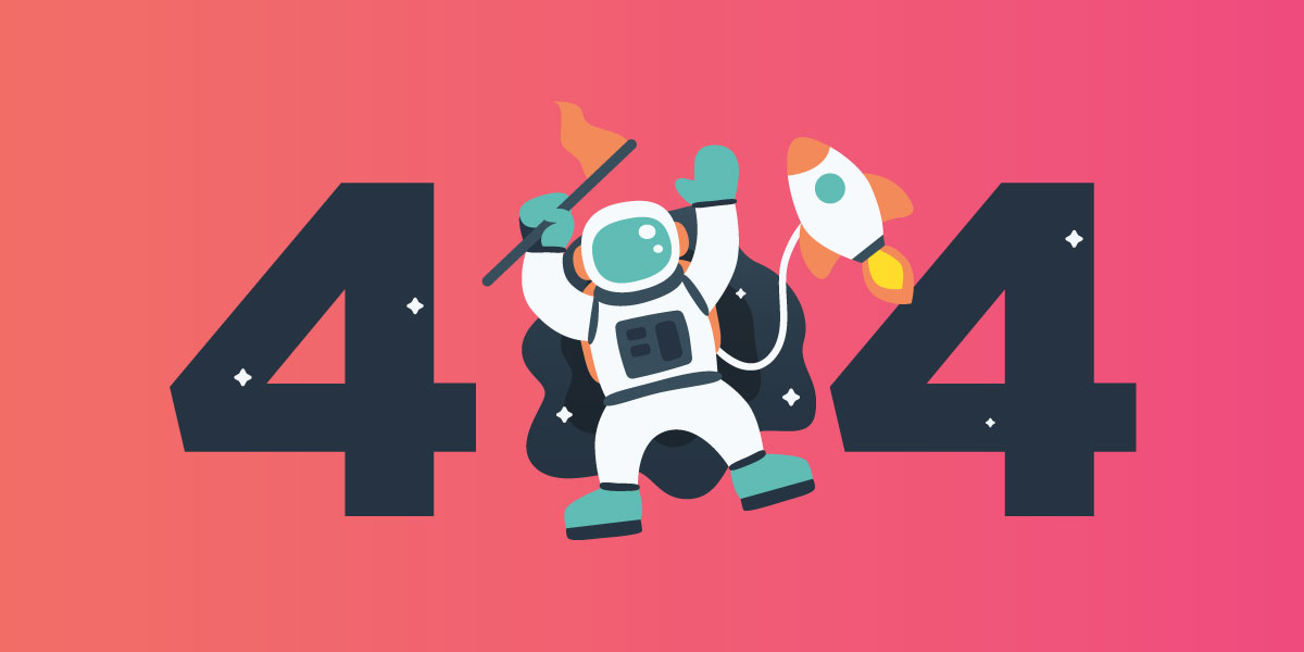 Why Your Business Needs an Optimized 404 Page