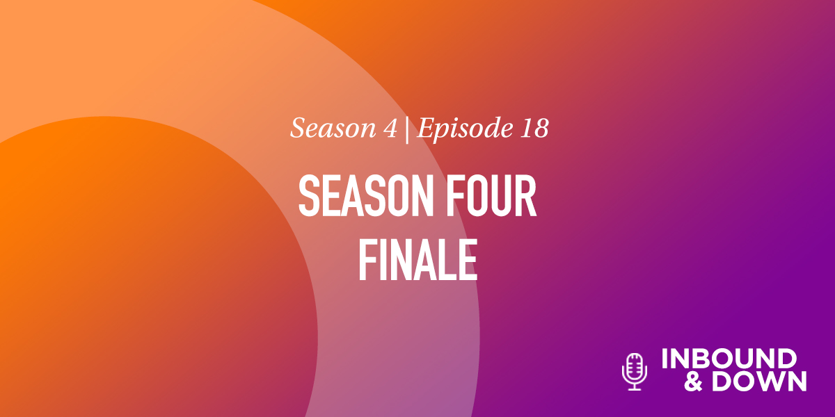 'Inbound & Down' S04 E18: Season Four Finale