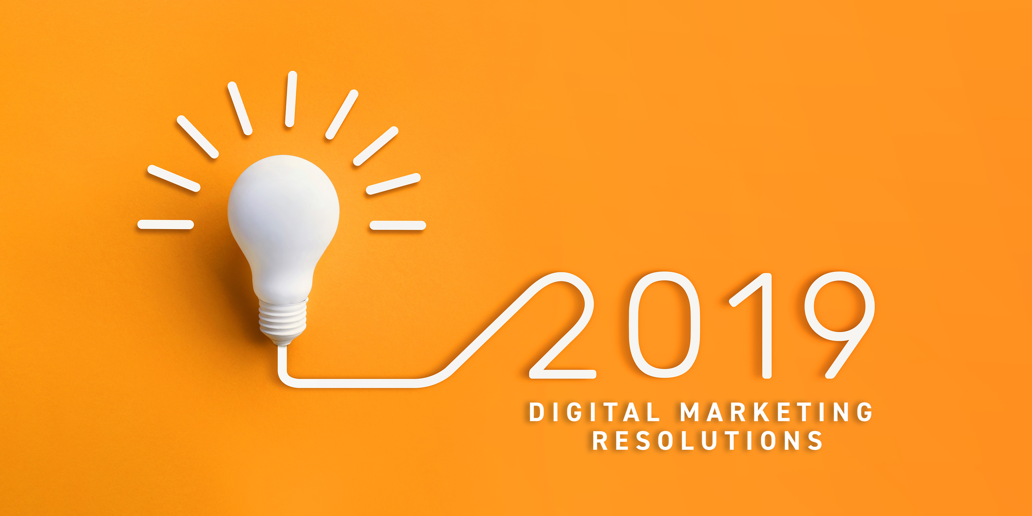 Morey Creative's 2019 Digital Marketing Resolutions