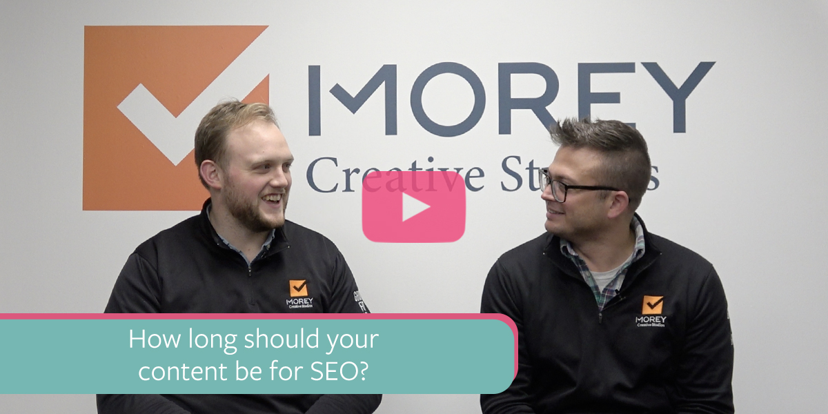 How long should your content be for SEO