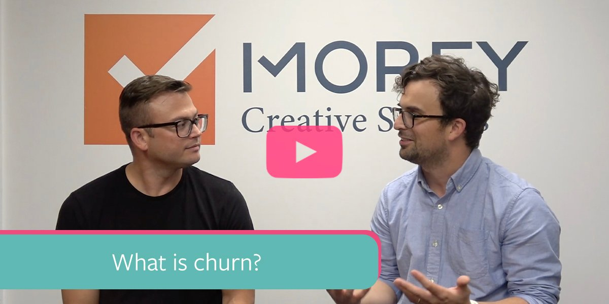 What is churn?
