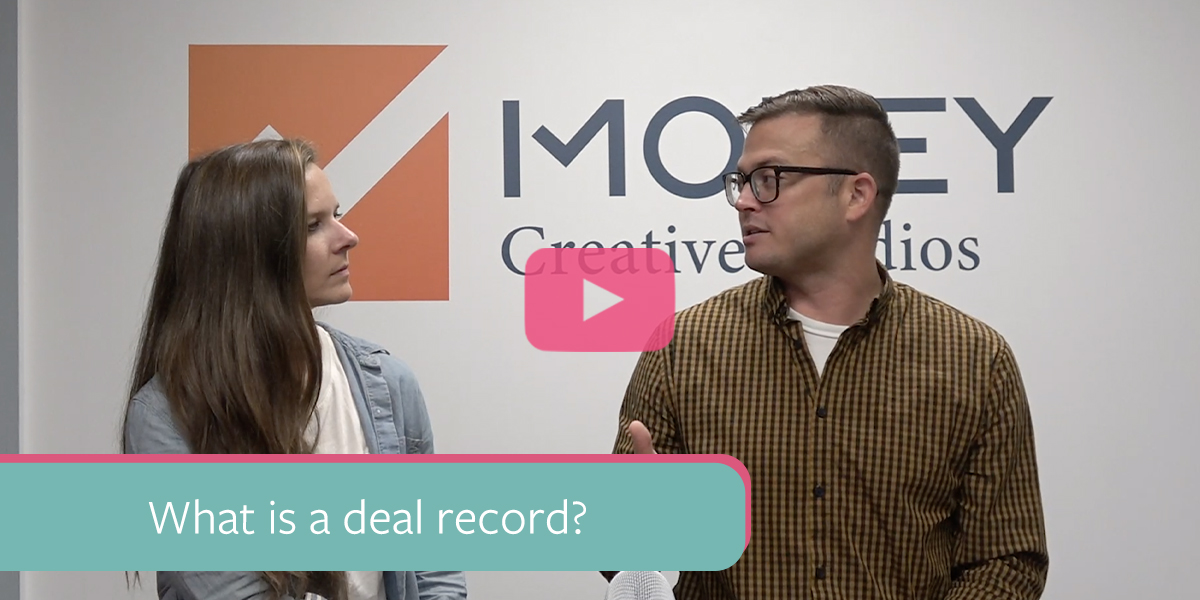 what is a deal record