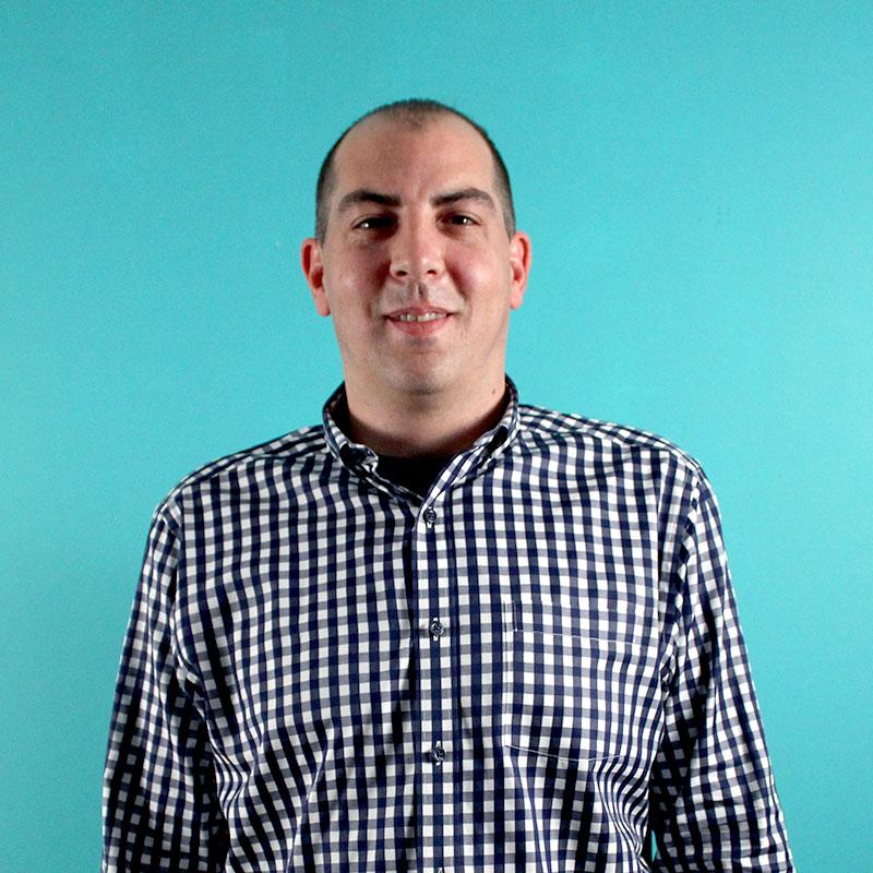 Jamie Castagna, Business Manager