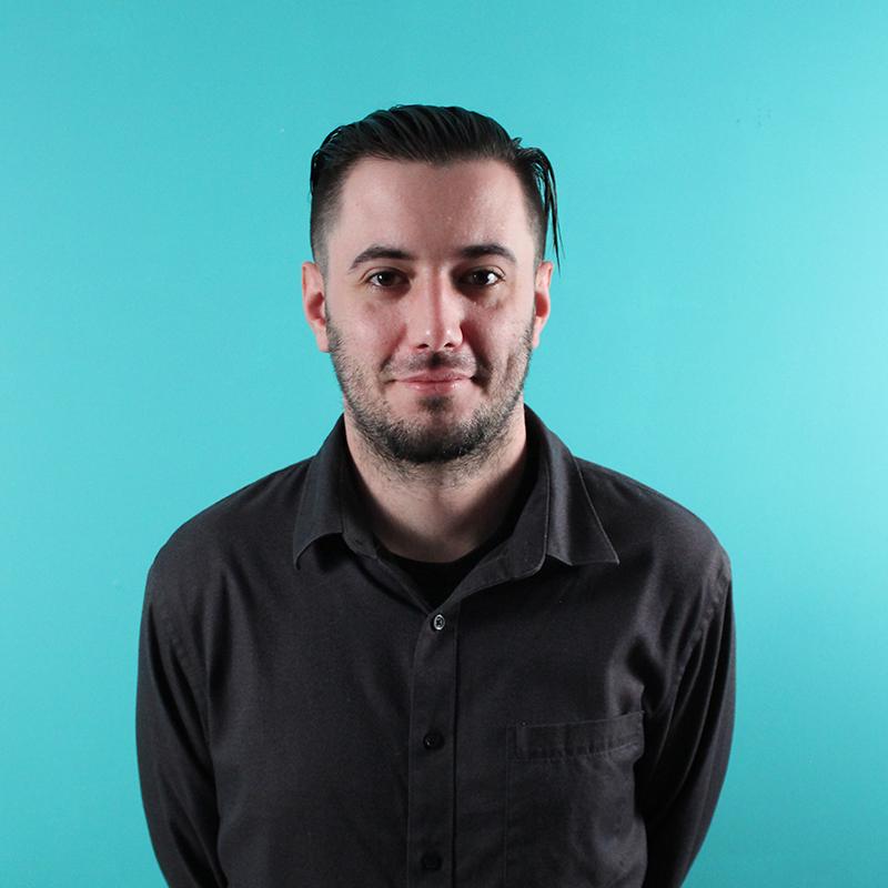 John Patti, Web Designer